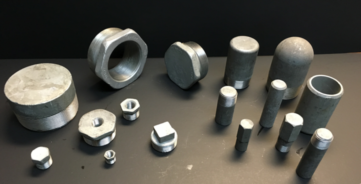 FORGED STEEL PLUGS & BUSHINGS