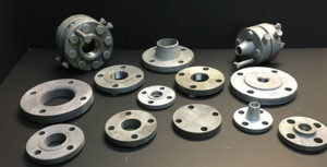 Hot Dipped Galvanized Flanges - TUBESPEC